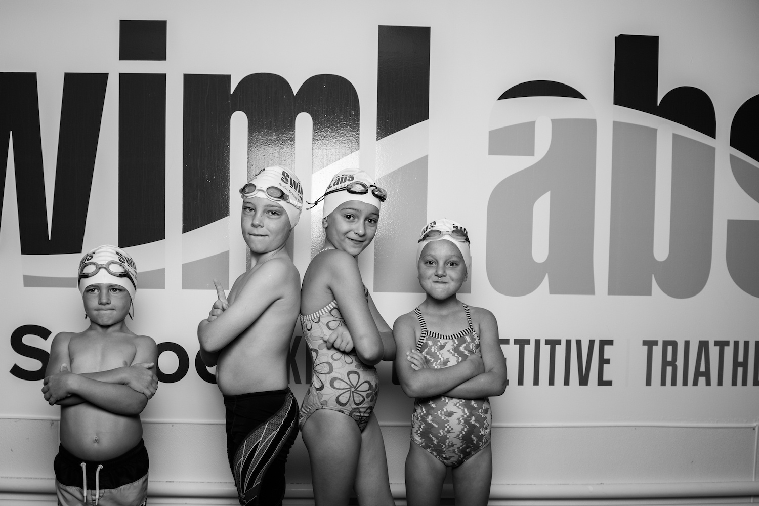 Swim lessons at SwimLabs