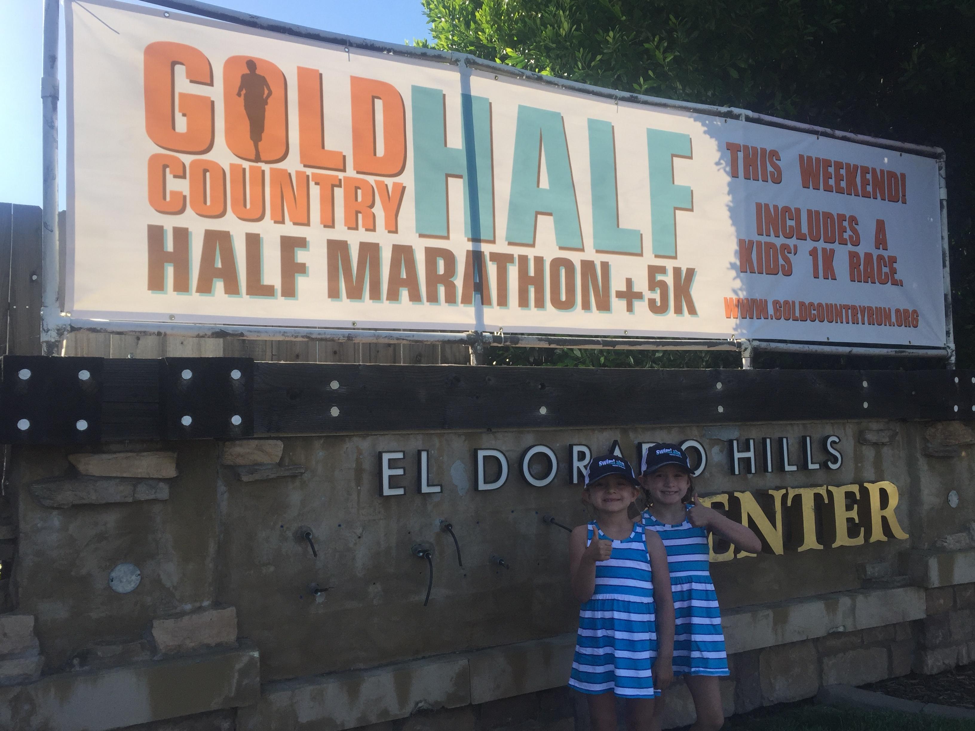 Gold County Half Marathon
