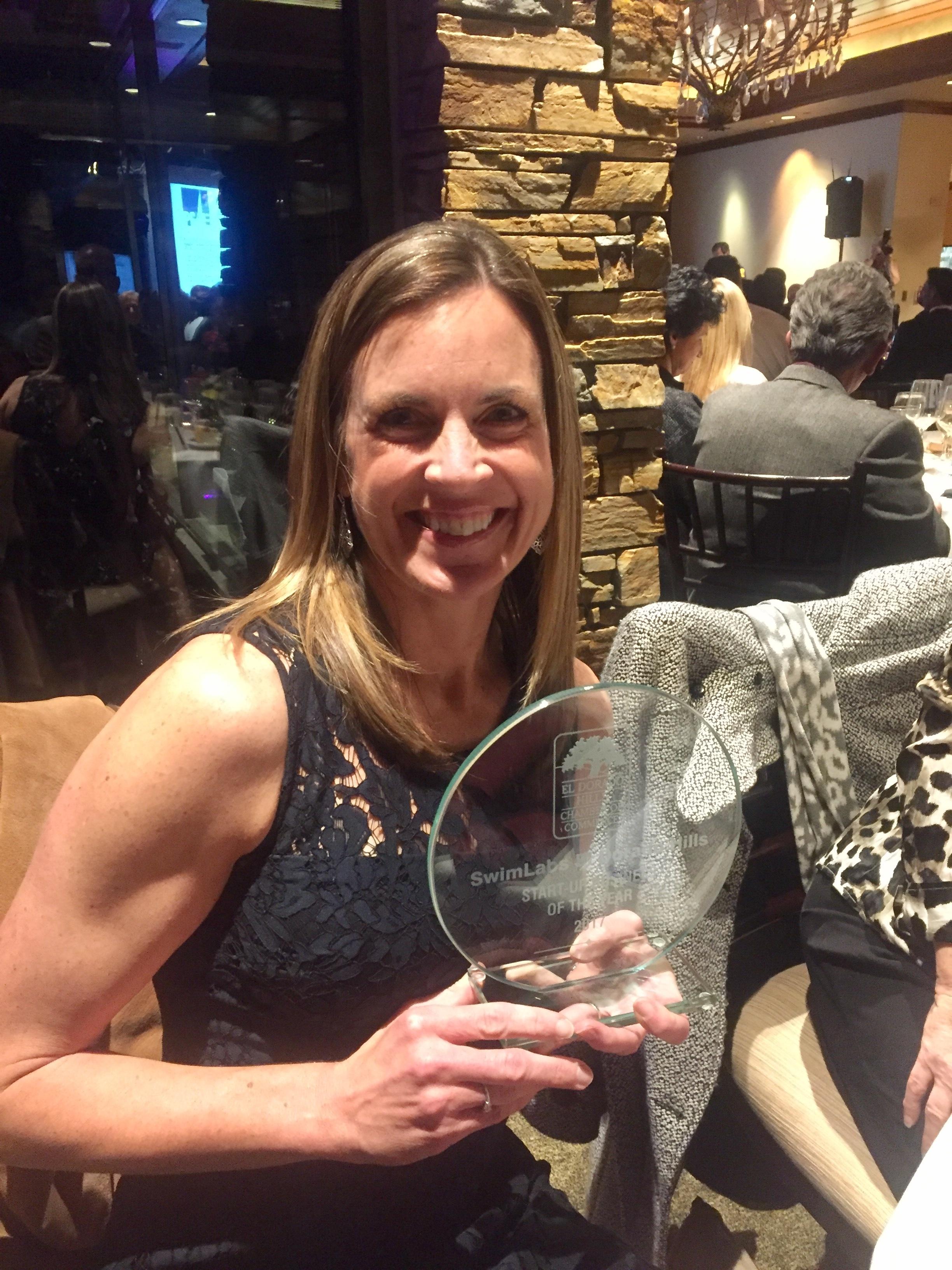 SwimLabs El Dorado Wins Start-Up Business of the Year!