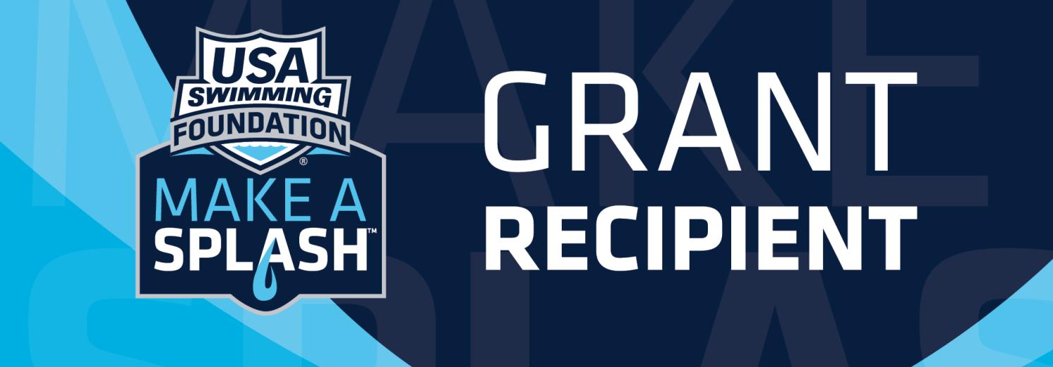 USA Swimming Foundation Make a Splash Grant Recipient