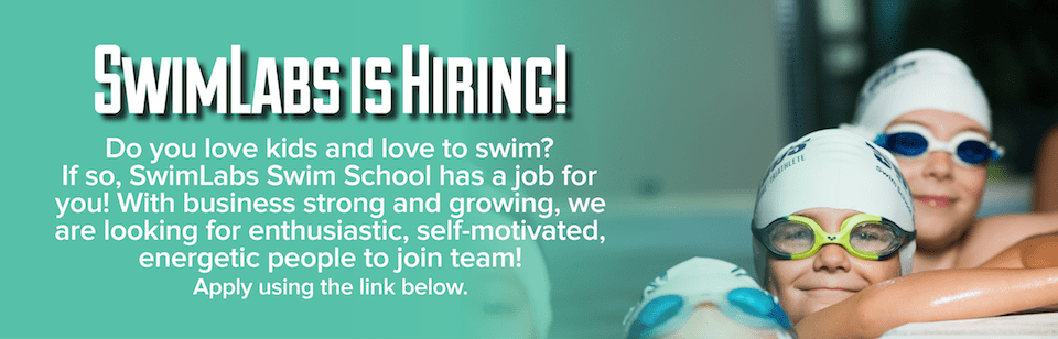 SwimLabs is hiring!