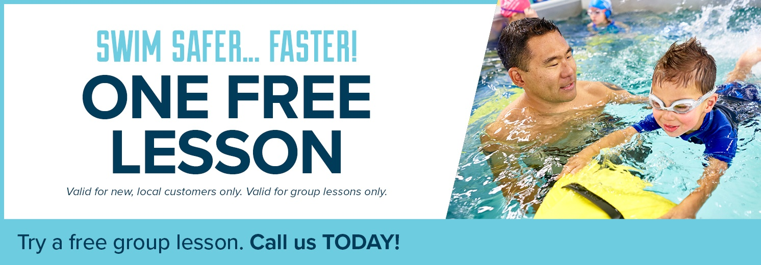 Try a free group lesson. Call us today!